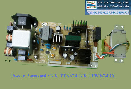 Power KX-TEM824,KX-TES824BX